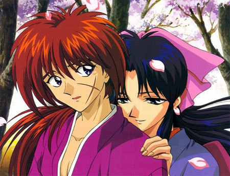 Since I'm right in the middle of watching Rurouni Kenshin and I've just completely fallen in love with the story and the characters, I have to say Kenshin and Kaoru <3. Kenshin is so devoted to Kaoru. And Kaoru, unlike most عملی حکمت girls, is also devoted to Kenshin. She's imperfect and relateable. Both Kenshin and Kaoru have apparent flaws which gives the دکھائیں and the couple strength. Their love is powerful.