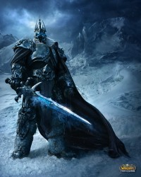 THE LICH KING...MUST..FALL!