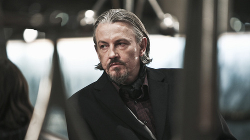 Albert Stram, a Tommy Flanagan played mobster from my preferito show...I