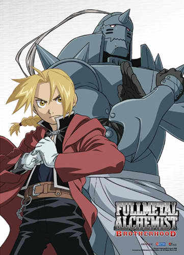 The Elric Brothers from Fullmetal Alchemist: Brotherhood (does this two accept?)