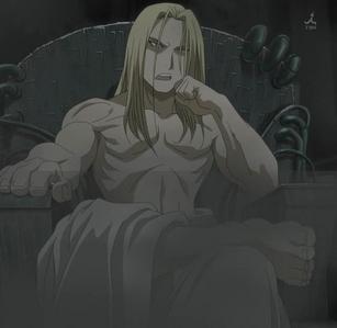The father of the homunculi from fullmetal alchemist brotherhood