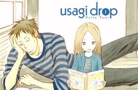 For me, Usagi Drops
