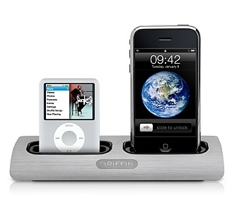 I have an iPod nano 8GB and I have an iPhone 3Gs