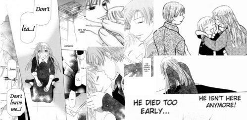 Furuba is amazing, it's diffenetly my پسندیدہ manga. It was so funny and well written, but also so sad. Expectally Katsuya and Kyoko story, I was crying like a baby when I read it. T.T