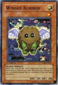 i summon winged kuribo and place 2 cards face down