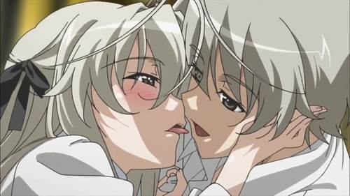 yosuga no sora i thought it was a funny জীবন্ত i was wrong :( it's as creepy than আপনি can imagine they are inlove with each other BUT they are SIBLINGS.....