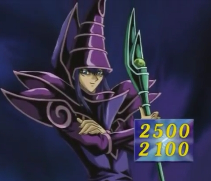 Does Black (Dark) Magician from Yu-Gi-Oh count as a sorcerer,well he's referred to as a spellcaster on the card itself..so maybe,anyway I really hope he counts.