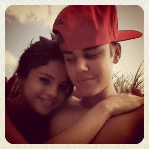 Minee.. Justin Bieber And Selena Gomez(;