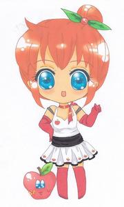 OC= Original Character like mine hehe... V