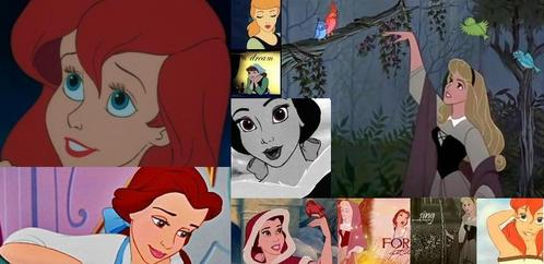 Belle. And a little like Ariel and somewhat like Cinderella with a dash of Aurora. Not at all like Jasmine or Pocahontas. 