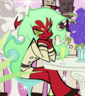 Scanty,from Panty and kaus, kaus kaki