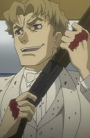 ladd russo from baccano because i প্রণয় crazy murderers