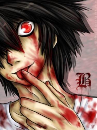 Beyond Birthday (B.B.) from Death Note