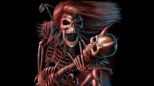 DEATH METAL, HEAVY METAL AND POWER METAL!!!!!!!!!!!!