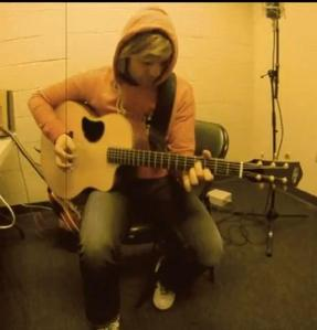 This is a 2 mwaka old question..... but... 1. Keith Harkin to be my best friend, 2. to be 24. 3. Every guitar, gitaa i have ever wanted :)