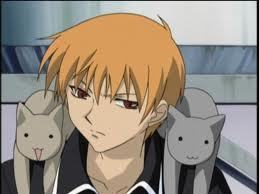 Kyo-kun! Does he count? Cause he CAN transform into a cat...