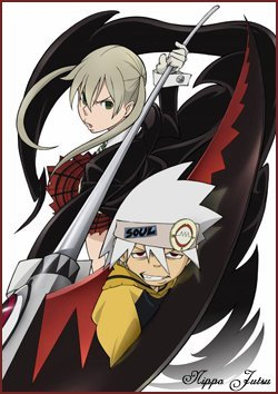 soul from soul eater can transform into a death scythe!