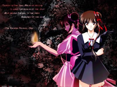 Miyu from Vampire Princess Miyu!