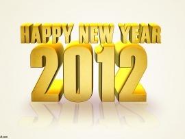 Happy New Year! :D Bonne Année! :D Um próspero Ano Novo! :D
