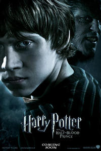Ron Weasley he is just so sweet and funny:)