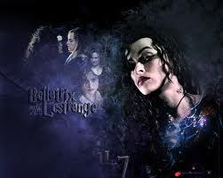Bellatrix Lestrange <3 she is the best character ever!!!