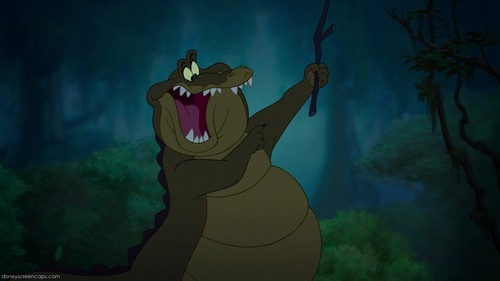 Princess and the frog louis - photo#44