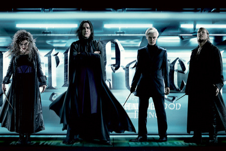 the death eaters!!!!!!