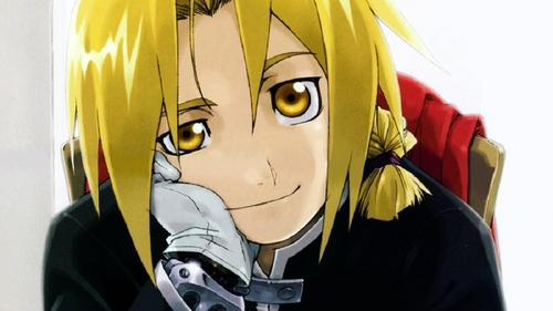 Edward Elric from FMA
