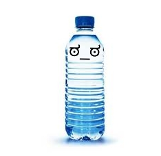 Disapproving Water Bottle. Because I came up with it, and I think it's awesome. But that's just my opinion.