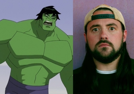 1. Become an english voice actor. No, not just for dubbed anime, but for any american cartoons. If fred Tatasciore ever decides to quit his role as the Hulk for some reason, I'd be más than happy to provide my own voice. 2. Act as Silent Bob in a movie. I'm not that much of a talker in real life. I'm actually really silent most of the time, so I imagine that I'd be a good actor for Silent Bob.