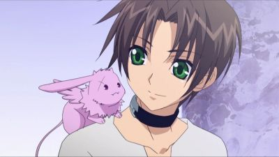 Teito and Mikage from 07-ghost