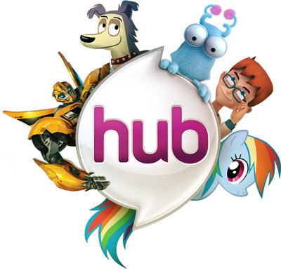 My favoriete USED to be Cartoon Network, but that was before Toonami died and the channel aired nothing but shit. Now, the closest thing we have to Toonami is Toonzai. My current favoriete is The Hub.