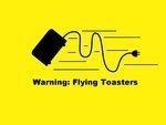 Other than the default picture, this.  It was during my flying toaster obsession.