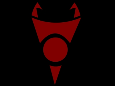 The Irken symbol. Now its Squee! :)