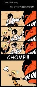 Do No Pet যেভাবে খুশী Animals,Apparently Sasuke-kun learned that the hard way.