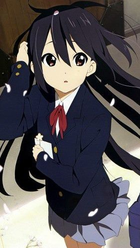 My face almost same wit Azusa!~ XD