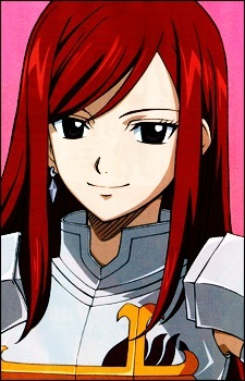 people say i look like erza :D
