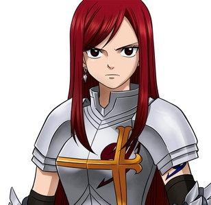 Erza from fairy tail