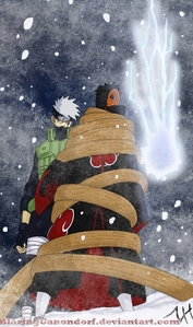 I don't have a video...but a pic ^^' Kakashi and Tobi are my juu fav anime characters :)