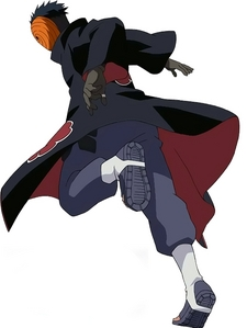 I'd team with him and annoy the heck out of Deidara and the rest of the Akatsuki.... and we'd be the beginning of the Tobi army!! I'd also buy a million lollipops and share with him >:3
