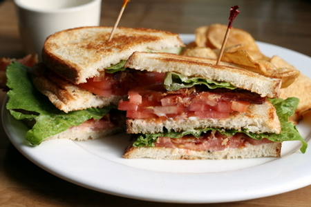 He has to be funny and make REALY GOOD BLTS SAMMICHES