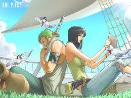 I want Robin and zoro:)