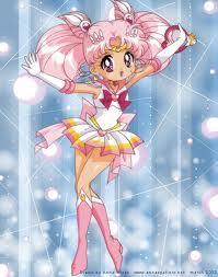 Sailor Chibi Moon!