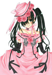 It HAS to be Ciel Phantomhive's dress when was cross-dressing... Nothing else can beat that...