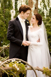 in BREAKING DAWN