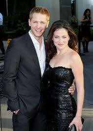 I found out that Lara Pulver and Josh Dallas divorced. T.T