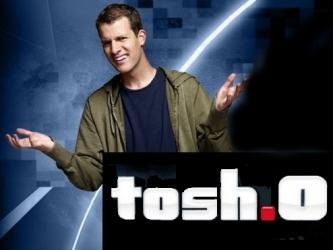 Tosh.0 He's crazy but hucking filarious! ^^