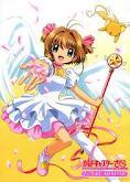 Sakura from Cardcaptor,I thought it was so cute. I couldn't resist.