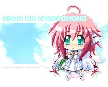 Sora no otoshimono!