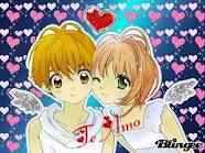 i like SAKURA&SHAORAN IN CARDCAPTOR IN MY 最喜爱的 4EVER!!!!!!!
